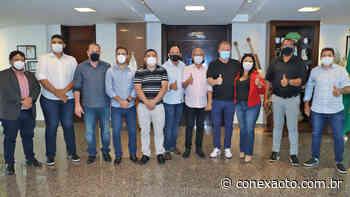 Governador Mauro Carlesse recebe vereadores de Gurupi - Conexão Tocantins