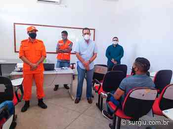 Parceria entre Prefeitura de Gurupi e Corpo de Bombeiros formará brigadistas para o combate a incêndios - Surgiu