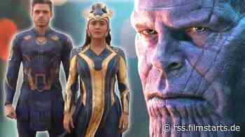 Keine Eternals beim Kampf der Avengers gegen Thanos & Loki: Warum haben die Marvel-Helden bisher nicht eingegriffen?