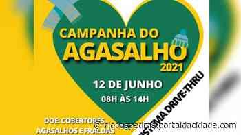Prefeitura de Rio das Pedras realiza Campanha do Agasalho neste sábado (12/06) - Portal da Cidade