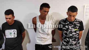 Los detuvieron en flagrancia en Villa del Rosario   Noticias de Norte de Santander, Colombia y el mundo - La Opinión Cúcuta