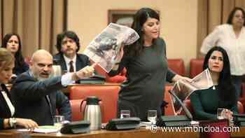 Vox aprieta a Macarena Olona para que sea la candidata andaluza a su pesar - Moncloa.com