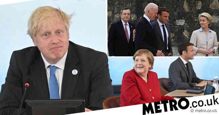 Boris ramps up sausage wars as he accuses EU of 'misunderstanding UK'