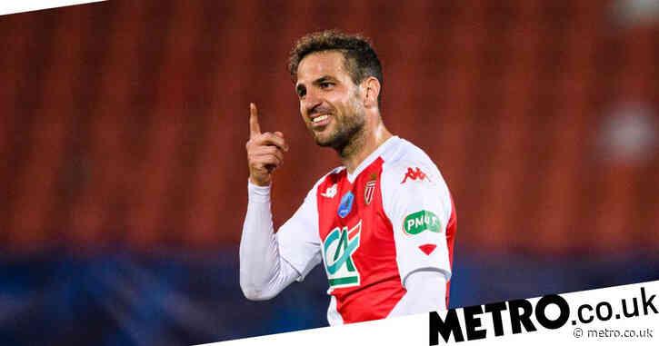 Cesc Fabregas hails Bukayo Saka and predicts a 'great future' for Arsenal winger