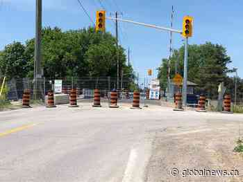 Long-term closure of Warsaw Swing Bridge impacting Peterborough businesses   Watch News Videos Online - Globalnews.ca