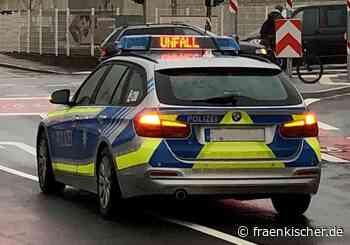 Ansbach: +++ Unfall auf Schloßkreuzung +++ - fränkischer.de - fränkischer.de