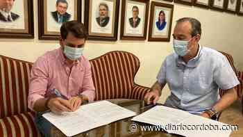 El Ayuntamiento de Cabra y la Fundación Aguilar y Eslava renuevan su colaboración - Diario Córdoba