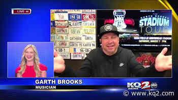 Garth Brooks returns to Kansas City - KQ2.com
