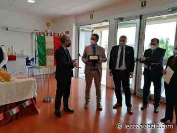 Progetto Epas, il Prefetto di Lecco all'Istituto Fumagalli di Casatenovo - Lecco Notizie