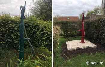 Francheville. Six vieilles pompes à eau restaurées - actu.fr