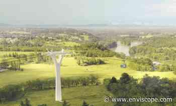 Territoires Le Sytral présente son projet de transport par câble entre Francheville et Lyon - Enviscope - Enviscope