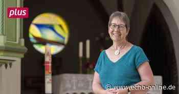 Claudia Hesping ist neue Seelsorgerin bei Vitos Riedstadt - Echo Online