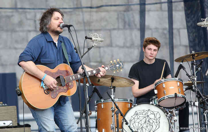 Watch Jeff Tweedy and his son cover Sharon Van Etten and Angel Olsen's new single