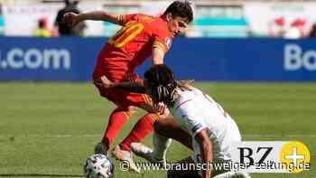 Live: Noch keine Tore im Spiel der Schweiz gegen Wales