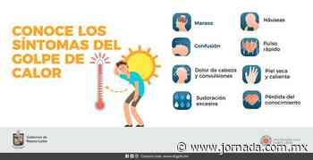 Emiten alerta en Chihuahua por temperaturas mayores a los 50 grados - La Jornada