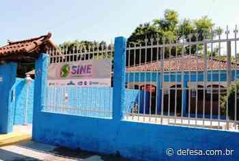 O SINE – Sistema Nacional de Emprego, em Itatiaia está disponibilizando novas vagas de emprego. - Defesa - Agência de Notícias