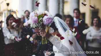 Steuerbetrug mit Hochzeiten - Eine Plastiktüte wird für Albstädter zum Verhängnis - Schwarzwälder Bote