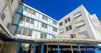 Maior hospital de Santa Cruz do Sul reforça medidas de prevenção com visitas - Jornal Correio do Povo