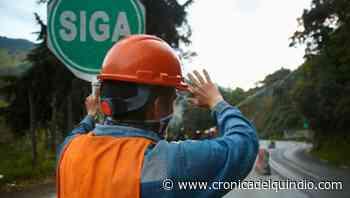 Por trabajos en Bellavista, seguirá cierre nocturno entre Calarcá y Cajamarca - La Cronica del Quindio