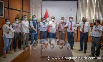 Piura: impulsan construcción del hospital estratégico de Sechura - El Regional