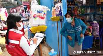Piura: Diresa verifica protocolos en cuatro mercados del distrito La Unión   LRND - LaRepública.pe