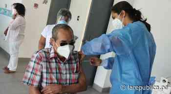 Piura: Exigen acelerar vacunación para evitar impacto de variante india de la COVID-19 - LaRepública.pe
