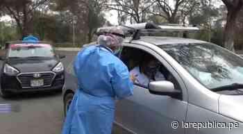 Piura: adultos mayores esperaron su vacunación hasta por 12 horas - LaRepública.pe