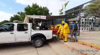 Coronavirus en Piura: cuestionan rechazo de Diresa a cifra de fallecidos - LaRepública.pe