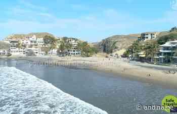 Piura apuesta por sus paradisiacas playas para reactivar el turismo seguro - Agencia Andina