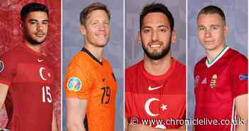 Four players Newcastle United will be watching at EURO 2020