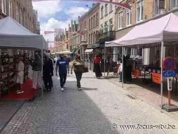 Gezellig en voordelig winkelen tijdens Dolle Dagen in Ieper - Focus en WTV