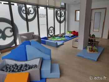 Seine-Saint-Denis. Chouette Crèches, la nouvelle micro-crèche ouverte à Pantin - Actu Seine-Saint-Denis