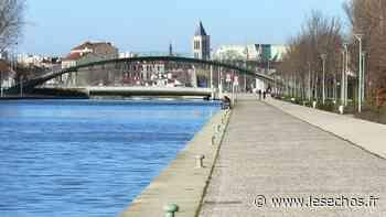 Saint-Denis : une passerelle pour désenclaver le quartier des Francs-Moisins - Les Échos