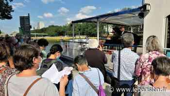 Entre la Seine-Saint-Denis et Paris, les concerts flottants de « l'Eté du canal » sont déjà de retour - Le Parisien