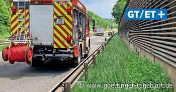 Feuerwehr Herzberg gleich mehrfach im Einsatz - Göttinger Tageblatt
