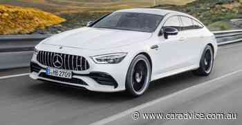 2019-20 Mercedes-AMG GT53 recalled for wheel hub cover fault
