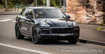 2021 Porsche Cayenne recalled for rear suspension mounting fault