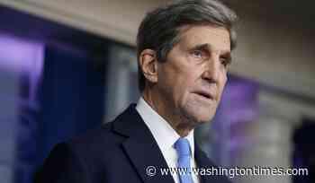 John Kerry, unserious preacher of global green - Washington Times