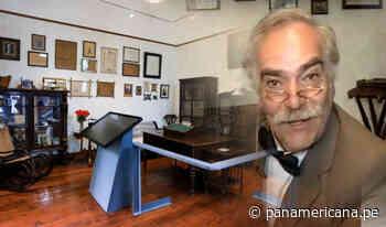 Conozca la restaurada Casa Museo Ricardo Palma en Miraflores   Panamericana TV - Panamericana Televisión