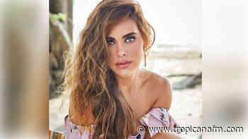 ¡Diablos señorita! Sara Corrales tiene una cola tan grande que parecen dos - Tropicana Colombia