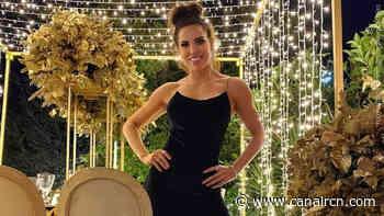 Sara Corrales posó con medias malla y presumió sus caderas - Canal RCN