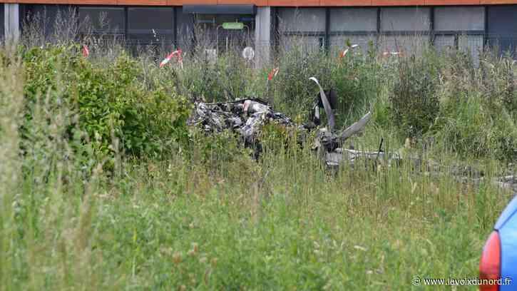 DIRECT. Crash d'un avion à Wambrechies: «On a échappé à une catastrophe plus grande encore» - La Voix du Nord