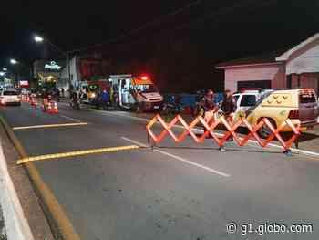 Fiscalizações de trânsito e contra a Covid-19 nos Campos Gerais encaminham pessoas à delegacia e fecham estabelecimentos - G1