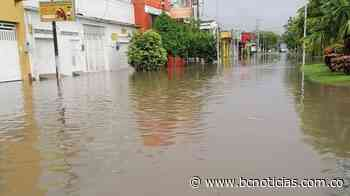 Este jueves se registraron inundaciones en La Dorada - BC Noticias