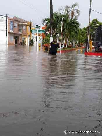 Al menos 130 familias afectadas por inundación en La Dorada - La Patria.com