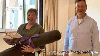 Burladingen - Eine Pfarrsekretärin mit Leib und Seele - Schwarzwälder Bote