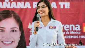 ¿Quién ganó las elecciones en Tepic? Conoce a Geraldine Ponce Méndez - El Heraldo de México