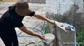 Tacna necesita S/ 1.000 millones para garantizar agua a su población - LaRepública.pe