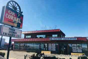 Kelowna's OK Corral preparing for fall comeback – Summerland Review - Summerland Review