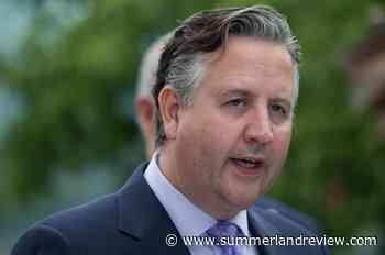 B.C. mayors back Vancouver's bid to decriminalize drugs, urge federal support - Summerland Review